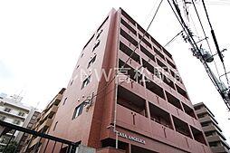 香川県高松市塩上町3丁目の賃貸マンションの外観