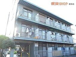 千葉県千葉市中央区大森町の賃貸マンションの外観
