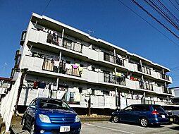 須賀第10マンション[3階]の外観