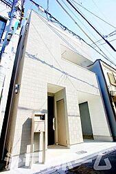 [一戸建] 大阪府大阪市生野区林寺1丁目 の賃貸【/】の外観