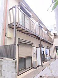 ハイコーポ澤田[1階]の外観