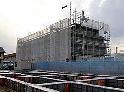 新築 四日市中川原アパート[3階]の外観