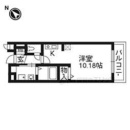 【敷金礼金0円!】カルムアビタシオン大将軍