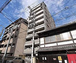 京都府京都市中京区御池之町の賃貸マンションの外観