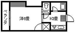 谷山駅 1.8万円