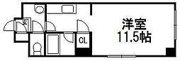 NACBuild(ナックビル)豊平[505号室]の間取り