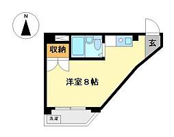 JIIビル[2階]の間取り