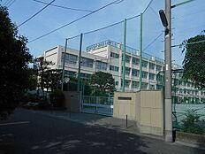 富士中学校まで900m