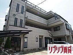 千葉県千葉市中央区弁天2丁目の賃貸マンションの外観