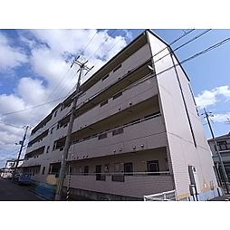 奈良県天理市杉本町の賃貸マンションの外観