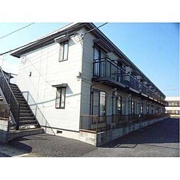久保田ハイツ1号館[207号室]の外観