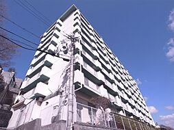 兵庫県明石市北朝霧丘1丁目の賃貸マンションの外観