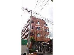 京都府京都市下京区屋形町の賃貸マンションの外観