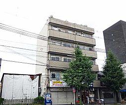 京都府京都市上京区西五辻東町の賃貸マンションの外観