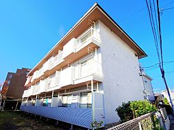旭コーポラス[2階]の外観