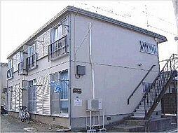 宮城県仙台市青葉区角五郎2丁目の賃貸アパートの外観