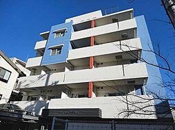 兵庫県神戸市兵庫区中道通9丁目の賃貸マンションの外観