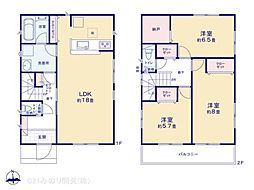 天王台駅 2,180万円