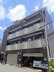 大阪府大阪市此花区朝日2丁目の賃貸マンションの外観