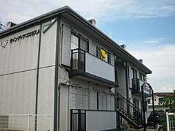 大阪府岸和田市土生町8丁目の賃貸アパートの外観