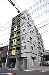 福岡県北九州市戸畑区新池2の賃貸マンションの外観