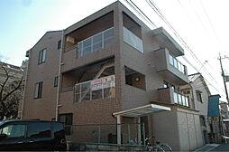 大阪府茨木市東奈良2丁目の賃貸マンションの外観