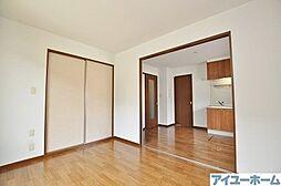 パストラル則松 B棟[1階]の外観