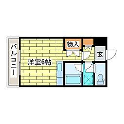 SANGA[2階]の間取り