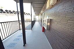 福岡県福岡市東区和白東2丁目の賃貸アパートの外観