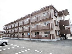 静岡県浜松市中区高丘東4丁目の賃貸マンションの外観