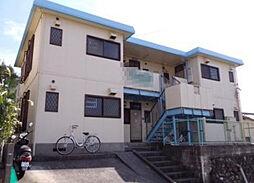 愛知県名古屋市天白区表山3丁目の賃貸アパートの外観