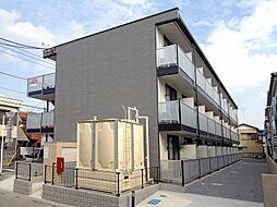 埼玉県川口市芝西1丁目の賃貸マンションの外観
