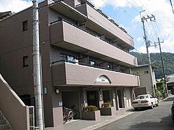 ハイポジション銀閣寺[2階]の外観