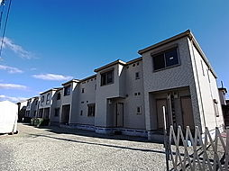 兵庫県明石市大久保町福田1丁目の賃貸アパートの外観
