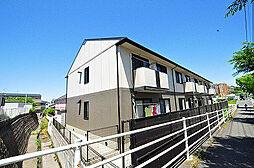 クレ−ル長尾[2階]の外観