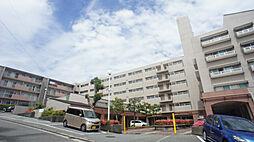 兵庫県神戸市北区泉台1丁目の賃貸マンションの外観