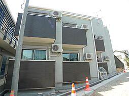 ベイシティ松戸小山II[201号室]の外観