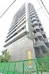 プレサンス塚本駅前[15階]の外観