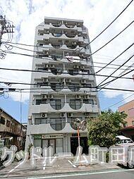 神奈川県相模原市中央区高根1丁目の賃貸マンションの外観