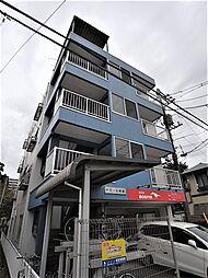 ドミール新座[4階]の外観
