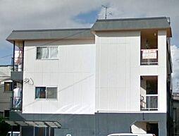 金田コーポ[3階]の外観