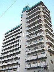 東京都板橋区小豆沢3丁目の賃貸マンションの外観