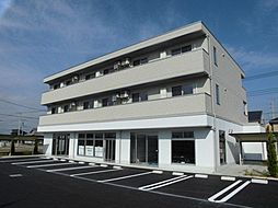 埼玉県さいたま市岩槻区美園東1丁目の賃貸アパートの外観