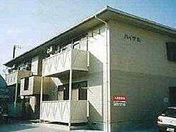 ハイツ渚[101号室]の外観