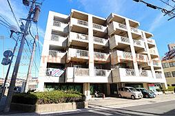 福岡県福津市中央2丁目の賃貸マンションの外観