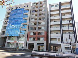 東京都江東区東陽4丁目の賃貸マンションの外観
