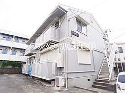 東京都町田市忠生1の賃貸アパートの外観
