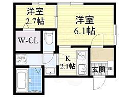 天下茶屋駅 6.5万円
