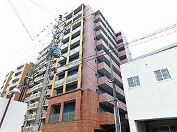 福岡県北九州市小倉北区片野新町1丁目の賃貸マンションの外観