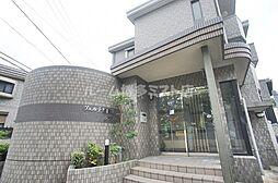 福岡県福岡市博多区青木1丁目の賃貸マンションの外観